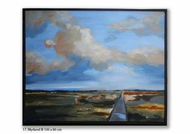 17. Myrland 100 x 80 cm