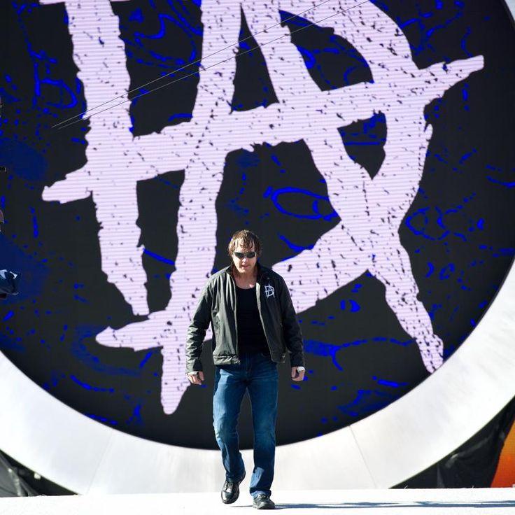 La evolución de Dean Ambrose: fotos