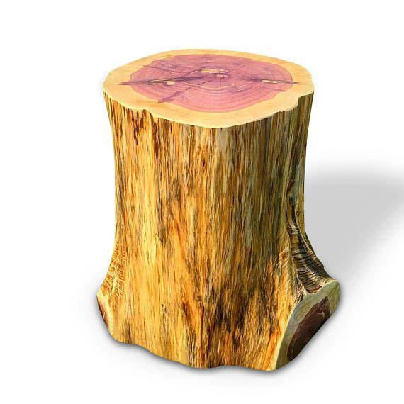Best 25+ Tree trunk table ideas on Pinterest | Tree trunk ...
