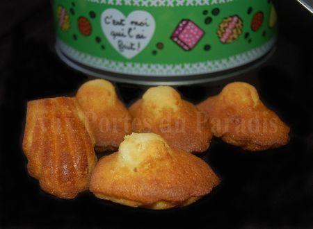 La meilleure et la plus bossue des Madeleines (la recette de Lenôtre) | Pearltrees