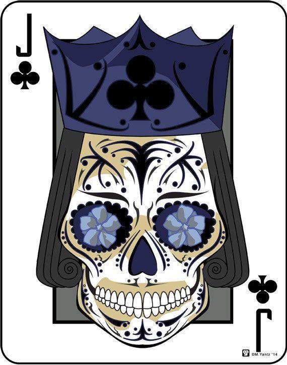 Jack of Spades Sugar S...