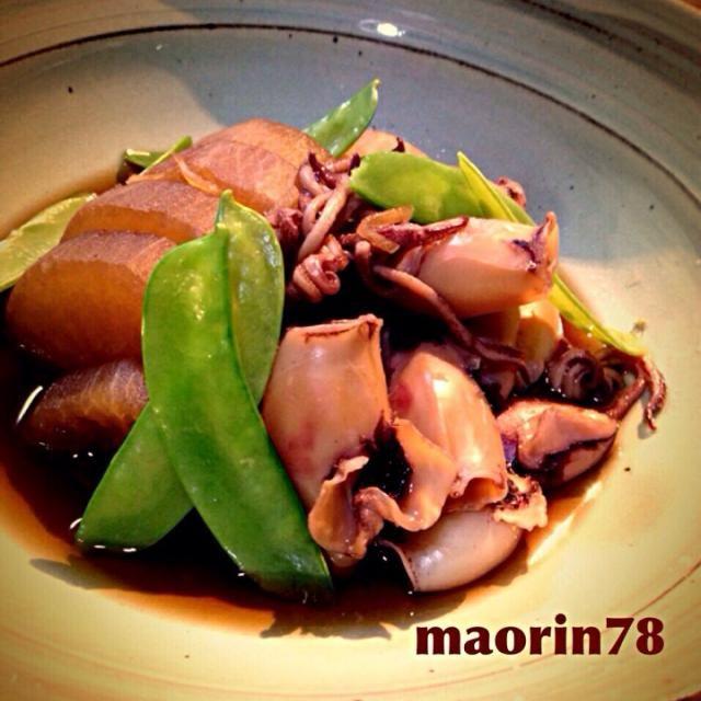 短時間で大根にも味が染み込みますよ 美味しい一品です☺️ - 151件のもぐもぐ - レンジで簡単!大根に味がしみる〜♪ヤリイカと大根の煮物 by Manami Fugikawa
