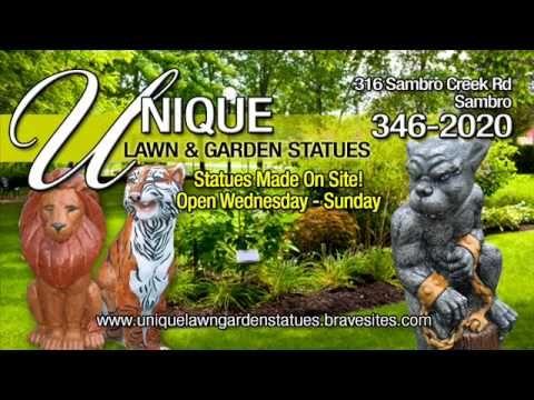 Home | Unique Lawn Garden Statues