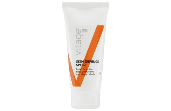 The best-selling Vitage Skin Defence SPF30 has had a makeover! Get yours at effortlessskin.com