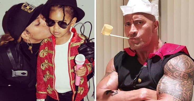27 Of The Best Celebrity Costumes To Get You In The Halloween Spirit