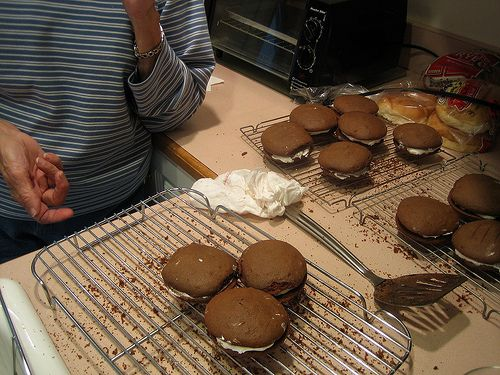 Homemade Real Maine Whoopie Pies, from someone who sounds like a Whoopie Pie Pro!