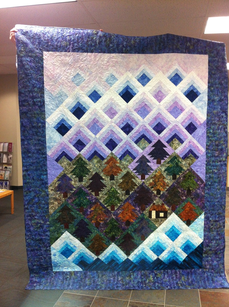 Quot A Safe Haven Quot Pieced By Karrie Youngblood Quilted By