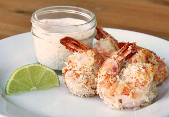 Healthy Coconut Shrimp Recipe   POPSUGAR Fitness