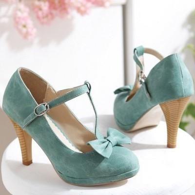 Туфли фото на среднем каблуке