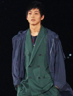 松坂桃李/MEN'S NON-NO×BEAMSステージ(C) GirlsAward 2015 SPRING/SUMMER