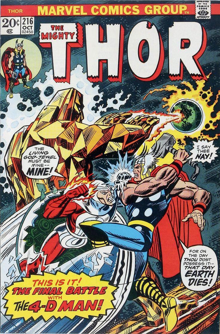 John persons comics for sale - For Sale Marvel Comics Thor 216 John Buscema Artwork Comic Book Emorys Memories