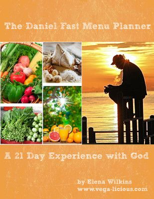 Daniel Fast Recipes and Menu Planner