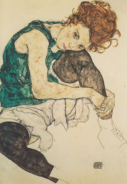 Egon Schiele | Flickr - Photo Sharing!