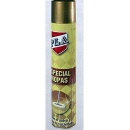 Spray especial anti-polvo para mopas.