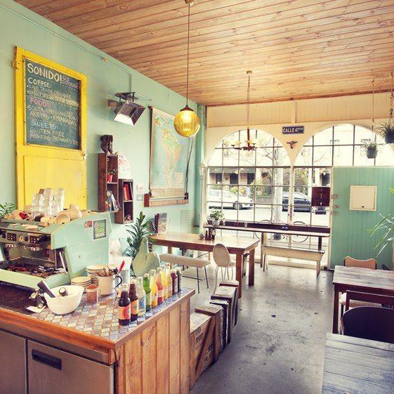 22 best bakery color schemes images on pinterest for Restaurant interior color schemes
