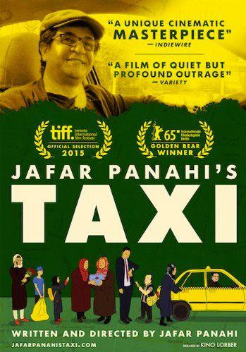 Taxi Teheran - Jafar Panahi, 2015