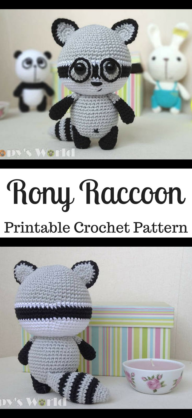 948 best Amigurumis images on Pinterest | Crochet toys, Amigurumi ...