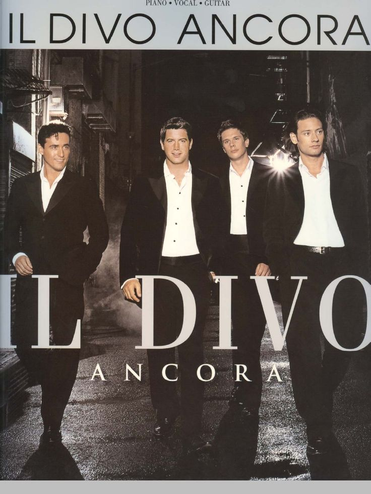 17 best images about pautas e partituras on pinterest songs popular and words - Il divo discography ...