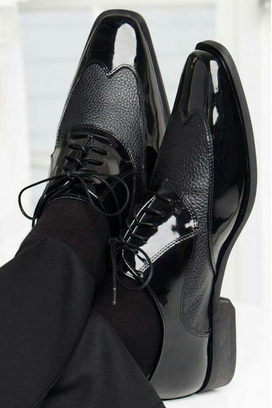 Tuxedo shoes Manhattan