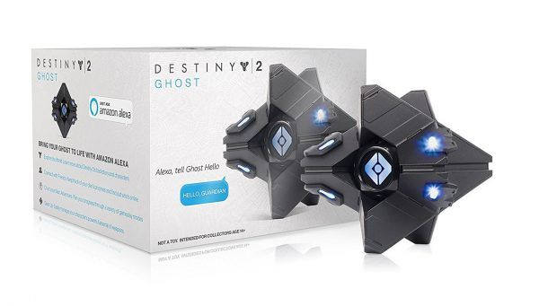 That Limited Edition Destiny Ghost Bluetooth speaker is down to £23 today