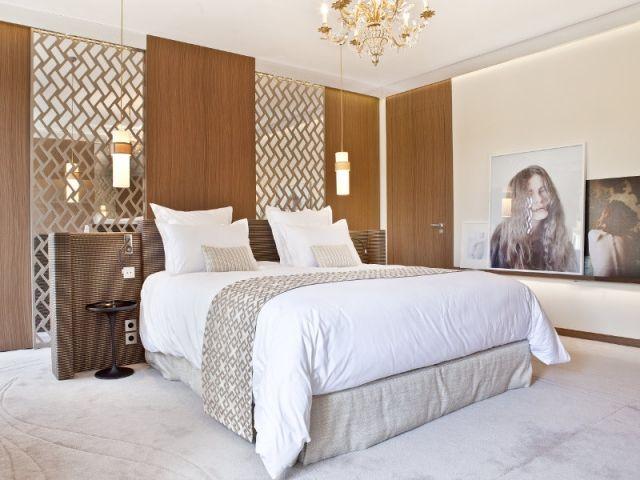 Changement de style pour un luxueux duplex baroque