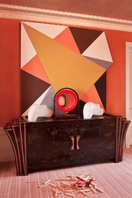 KELLY WEARSTLER | INTERIORS. Hillcrest Estate, Boy's Bedroom