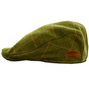 Traditional Irish Tweed Cap. Woven using fine tweed from Glencolmcille, nestled deep in the Blue Stack mountains in Donegal. A high quality example of the classic Irish flat cap, with silk interior for extra comfort. The attention to detail and quality of manufacture is readily apparent in this item. $48.95