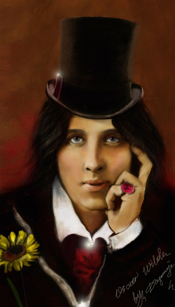 17 best images about oscar wilde stories for painting of oscar wilde