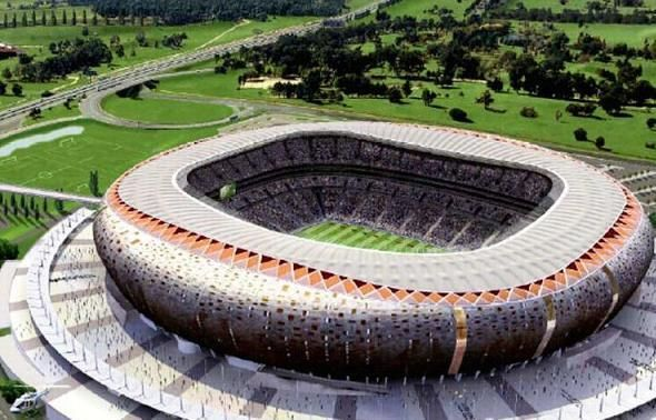 2010 world cup stadium