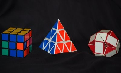 Had all of these plus many others including missing link, rubik's magic, the cube with 4 rows...