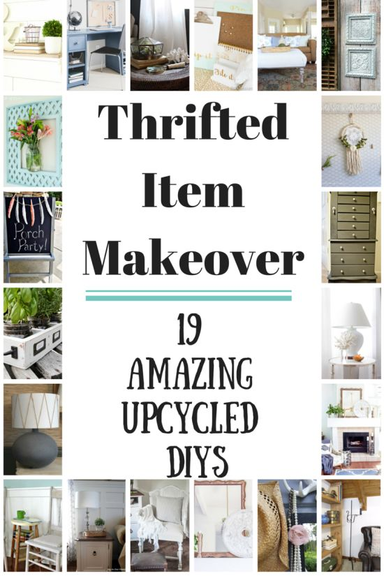 How to outfit your home office with thrift store finds