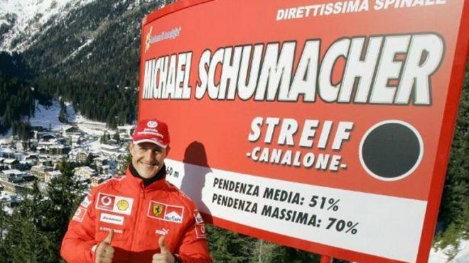 Hospital desmiente rumor sobre muerte de Schumacher