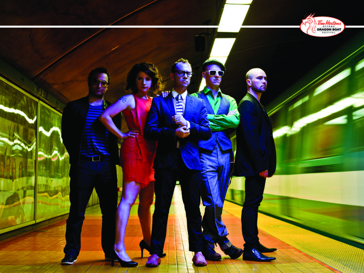 Thursday, June 19, 2014 at 9:30pm Canadian indie legends Stars will headline the CTV Main Stage playing a free all ages concert at Mooney's Bay.