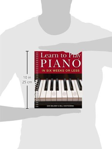Amazon.com: Customer reviews: Learn to Play Piano in Six ...