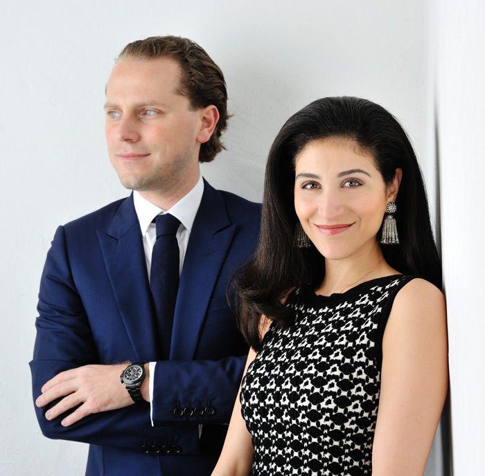 Christian and Yasmin Hemmerle