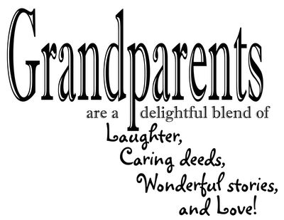 grandparent quotes, beautiful | Grandparents and ...