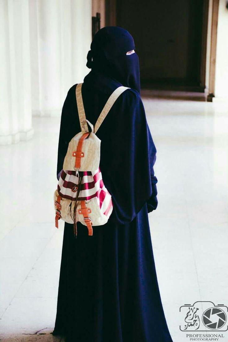 back to school niqabi style