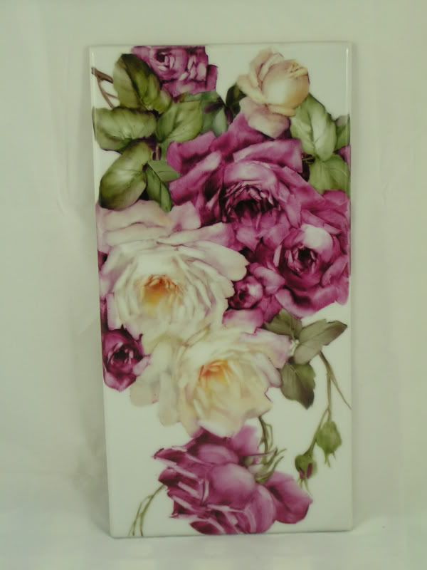 Roses my way | ARTchat - Porcelain Art Plus (formerly Chatty Teachers & Artists)