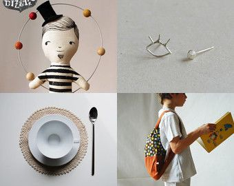 good times by iFiglideiFiori on Etsy #atelier10team #giftguide #giftideas #handmade #madeinitaly