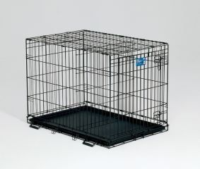 Special Offers - Life Stages Portable Folding Dog Crate : Size MODEL 1636 - In stock & Free Shipping. You can save more money! Check It (July 27 2016 at 09:57PM) >> http://doghousesusa.net/life-stages-portable-folding-dog-crate-size-model-1636/