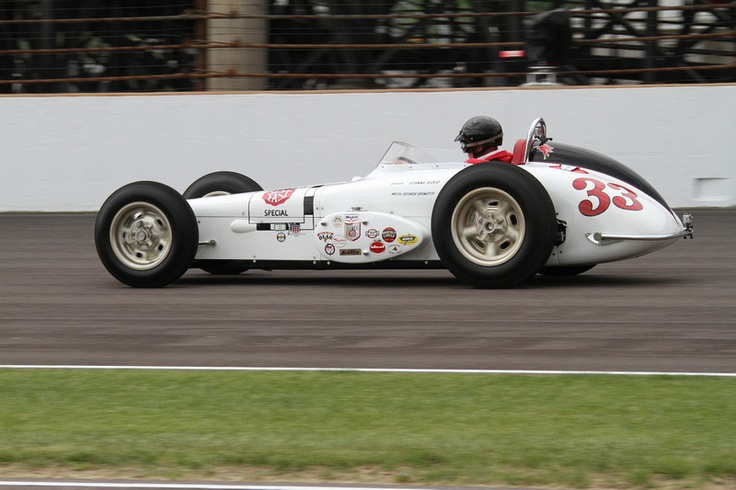 Zenfolio | Rick Lane Motorsports Photography | 2011 Historic Vintage Indy Cars 13 May