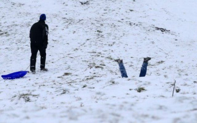 Heavy snow caused travel disruption to airports and roads in parts of Britain on Friday as the country again grappled with the impact of wintry weather.  Glasgow Airport briefly suspended operations around 9 am (0900 GMT) after heavy snowfall before reopening less than an hour later.  Some flights were diverted to Edinburgh and the airport advised passengers to check with their airlines as knock-on delays were expected.  By 10 am around 10 centimetres (four inches) of snow had accumulated in…