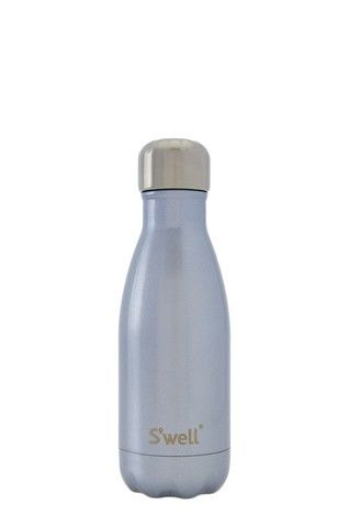 S'well Stainless Steel Water Bottle 9 oz - Glitter Collection - Wonderland Glitter - Drink CANADA Rockpretty Kids