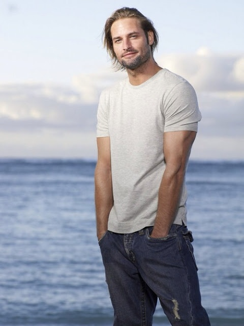 Josh Holloway-my kind of guy!