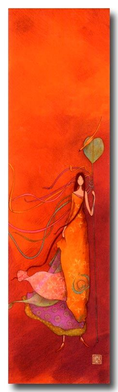 Bookmark Illustrated by Gaëlle Boissonnard