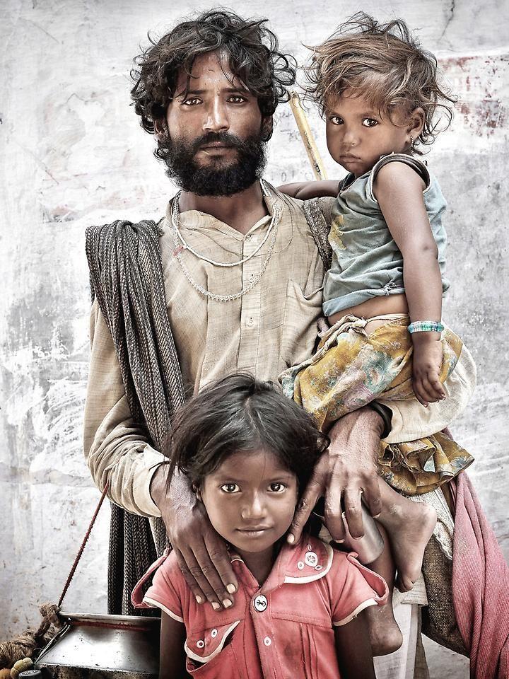 Fotos mit Würde, selbst im Slum: Mario Marino blickt in die Seele
