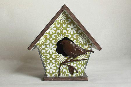 Casa de pássaros