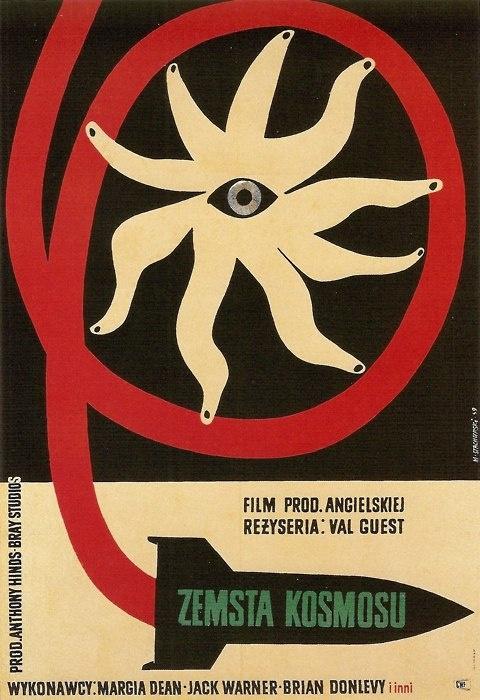 1955  Marian Stachurski - The quatermass xperiment