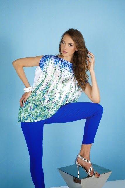 Fashion Blog by Apparel Search: Italian knitwear Company Paola Davoli 2015 Collect...