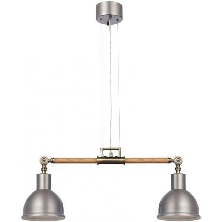 Lampa sufitowa Archimedes to model wykonany z połączenia metalu oraz drewna.  http://blowupdesign.pl/pl/31-wiszace-stojace-lampy-drewniane-design-skandynawski #lampydrewniane #lampysufitowe #oświetleniejadalni #woodenlamps #ceilinglamp